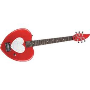 Heart Electric Guitar