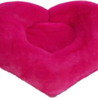Pink Seal Pet Bed