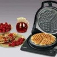 Five Hearts Waffle Maker