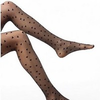 Tiny Hearts Tights