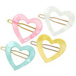 Little Heart Hair Clips
