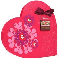 Thornton-choklad i hjärtformad ask
