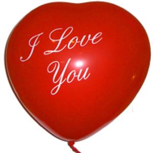 I love you-ballonger