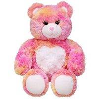 Colorful Plush Teddy Bear