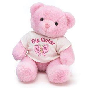 Big Sister Plush Bear
