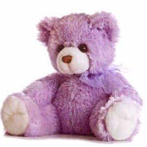 Levander Teddy Bear