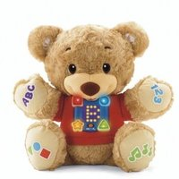 Learn & Play Teddy Bear