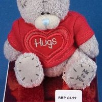 XS Hugs Teddy Bear
