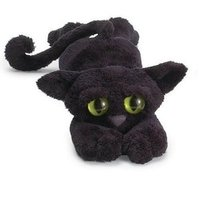 Blacky Plush Cat