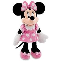 Plush Minnie Mouse