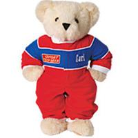 Carl the Racer Bear