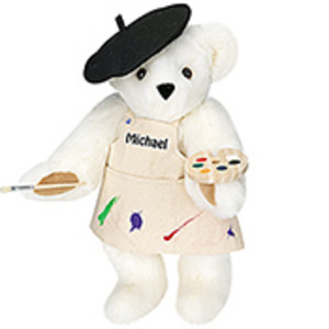 Artist Teddy Bear