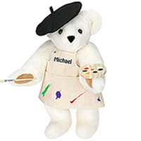 Artist Teddy Bear