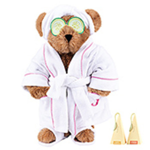 Spa Day Teddy Bear