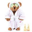 Spa Day Teddy Bear