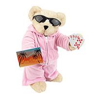Casino Poker Bear