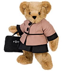 Business Woman  Bear