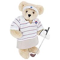 Golfer Bear