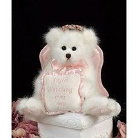 Guardian Angel Plush Bear