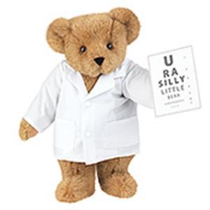 Optometrist Bear