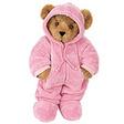 Hoodie Girl Bear