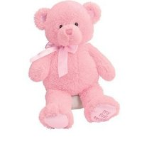 Her First Teddy Bear