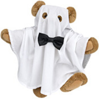 Ghost Teddy Bear