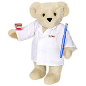 Dentist Teddy Bear
