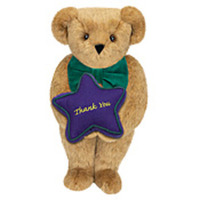 """Thank You"" Teddy Bear"