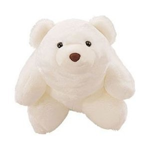 White Snuffles Bear