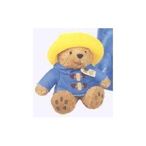 Paddington Plush Bear