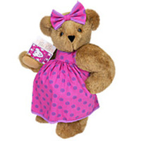 Pregnant Teddy Bear