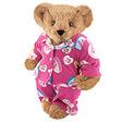 Heart Pijamas Bear