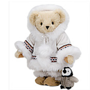 Eskimo Teddy Bear