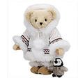Eskimo Teddy Bear