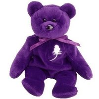 Purple Princess Bear