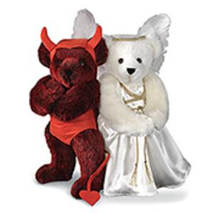 Angel & Devil Bears