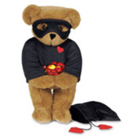 Love Bandit Teddy Bear