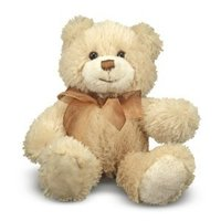 Lil Butterscotch Bear