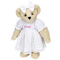 Special Occasion Girl Bear