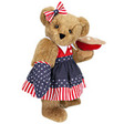 American Teddy Bear Girl