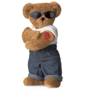 Tough Loverboy Bear