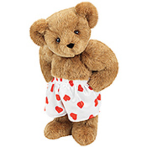 Heart Pants Teddy Bear