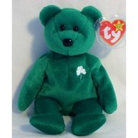 Irish St Patricks Teddy Bear