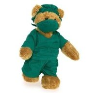 Dr. Green - Surgeon Teddy