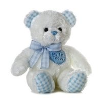 My 1st Teddy Blue