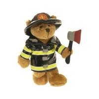 Fireman - Teddy Bear