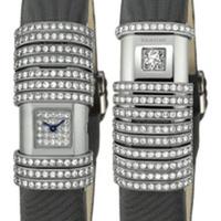 Extremt lyxig damklocka från Cartier