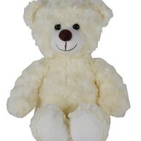 Lurvig vit Björn