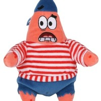 Svampbobs bästa vän Patrick som Pirat